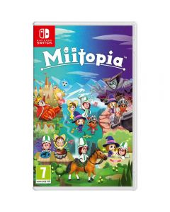 Joc Nintendo Switch Miitopia_001
