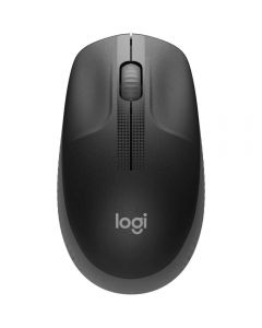 Mouse wireless Logitech M190, Negru_1