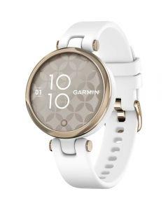 Smartwatch Garmin Lily Cream Gold/White_001
