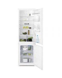 Combina frigorifica incorporabila Electrolux LNT3FF18S, Low Frost, 268 l, Clasa F_1