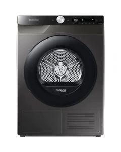 Uscator de rufe Samsung DV80T5220AX/S7, Pompa de caldura, 8 kg, AI Control, Quick Dry, Optimal Dry, WiFi, Clasa A+++