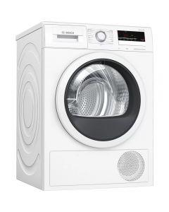 Uscator de rufe Bosch WTM85251BY, Condensare si pompa de caldura, 8 kg, Self Cleaning Condenser, Sistem SensitiveDrying, Clasa A++