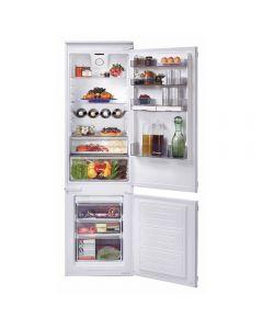 Combina frigorifica incorporabila Candy BCBF 182 N, No Frost, 262 l, NFC, Clasa F