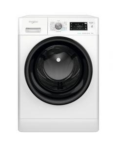 Masina de spalat rufe Whirlpool FFB 8258 BV EE, 1200 RPM, 8 kg, Tehnologia al Saselea Simt, Motor Inverter, Fresh Care+, Clasa B