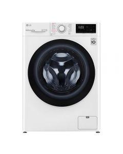 Masina de spalat rufe LG F4WV328S0E, 1400 RPM, 8 kg, Motor Inverter, Smart Diagnosis, Silent Wash, Baby Steam Care, Allergy Care, Clasa B