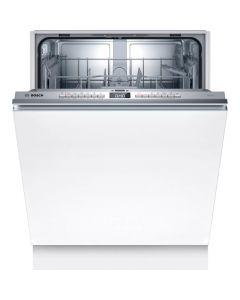 Masina de spalat vase incorporabila Bosch SGV4HTX31E, ExtraDry, AquaStop, EcoSilence Drive, 12 seturi, 6 programe, Clasa E