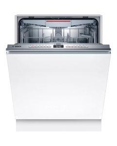 Masina de spalat vase incorporabila Bosch SGV4HVX31E, ExtraDry, AquaStop, EcoSilence Drive, 13 seturi, 6 programe, Clasa E