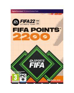 PC FIFA 22 2200 FUT POINTS_1