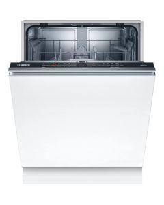 Masina de spalat vase incorporabila Bosch SGV2ITX18E, 12 seturi, 4 programe, Sistem AquaStop, EcoSilence Drive, DosageAssist, Sistem ActiveWater, Clasa E