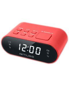 Radio cu ceas MUSE PLL M-10 CR_1