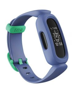 Smartband Fitbit Ace 3 Kids, Cosmic Blue Astro Green_1