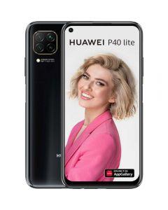 Telefon mobil Huawei P40 Lite, 128GB, 6GB, Dual SIM, Midnight Black_0
