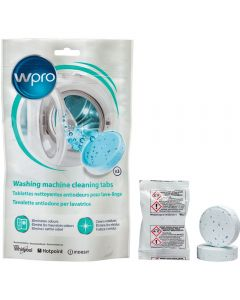 Pastile de curatare masina de spalat rufe Wpro PowerFresh_1