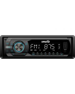 MP3 player auto Smailo Music X2, 4 x 40W, USB, AUX, RCA_001