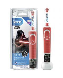 Periuta de dinti electrica pentru copii Oral-B Vitality D100.413.2K Star Wars_1