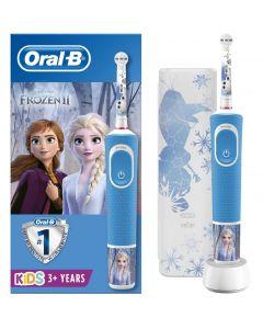 Periuta de dinti electrica pentru copii Oral-B Vitality Frozen_1