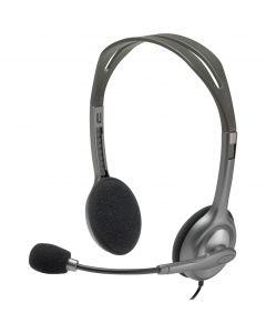 Casti On-Ear Logitech H111 981-000593_1