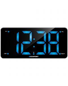 Radio cu ceas Blaupunkt CR15WH FM USB Alb_001