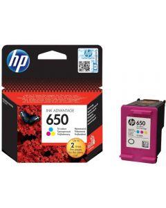 Cartus HP 650 Ink Advantage Color