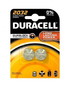 Baterii Duracell 2032