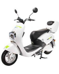 Moped Freewheel E-Scooter Mine Plus, Alb_1