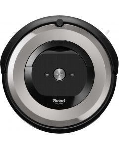 Aspirator robot iRobot Roomba E5, Wi-Fi, 33 W, Argintiu_1