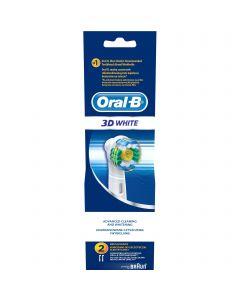 Rezerva periuta de dinti electrica Braun Oral-B 3D White EB18_1
