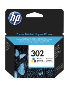 Cartus HP 302 Tri-Color_001