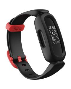 Smartband Fitbit Ace 3 Kids, Black/Racer Red_1