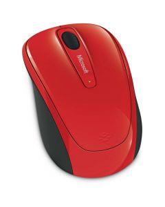 Mouse wireless Microsoft 3500 Rosu