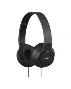 Casti audio On-Ear JVC HA-S180-B-E, Negru