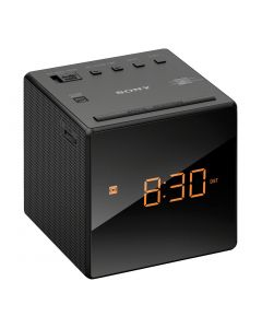 Radio cu ceas Sony ICFC1B, Negru_001