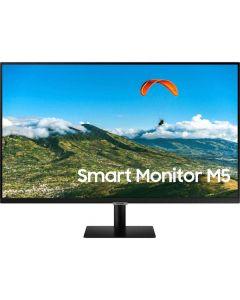"Monitor Smart LED Samsung LS27AM500NRXEN, 27"", Full HD, HDMI, Negru_1"