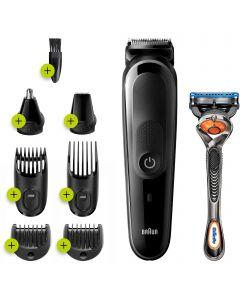 Aparat de tuns barba si parul 8-in-1 Braun MGK5260_1