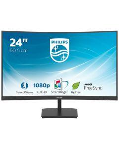 Monitor LED Philips 241E1SC/00_1