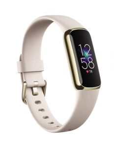 Smartband fitness Fitbit Luxe Auriu/Alb_1