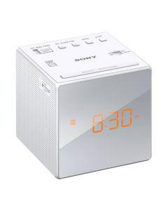 Radio cu ceas Sony ICFC1W, Alb_001