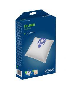 Set saci de aspirator + filtru Worwo ZMB02K_1