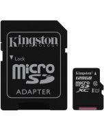 Card de memorie Kingston MicroSDXC, 128GB, Class 10-1