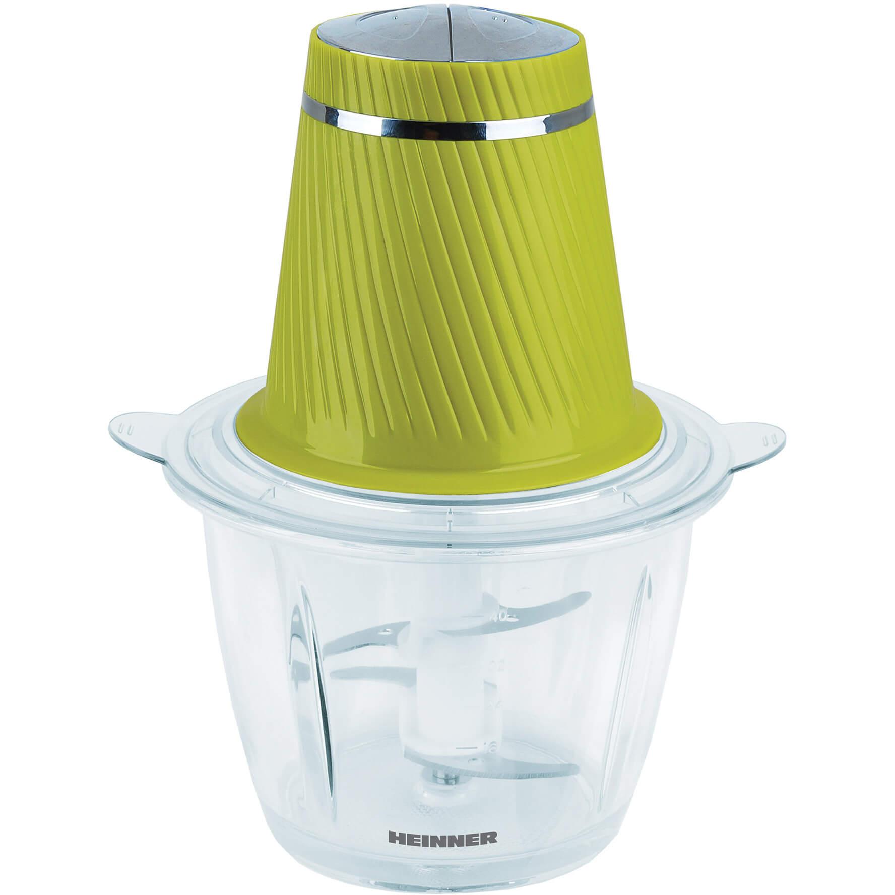 Tocator Heinner HMC-300GR, 300 W, 1.2 l, Verde