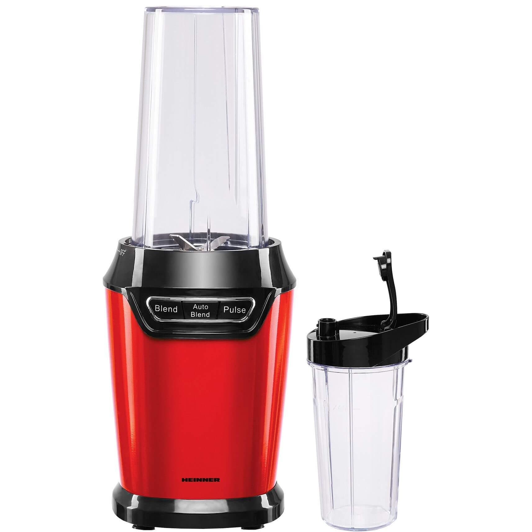 Blender Heinner Hsb-d1000rd, 1000 W, 0.7 L, 1 Viteza, Rosu