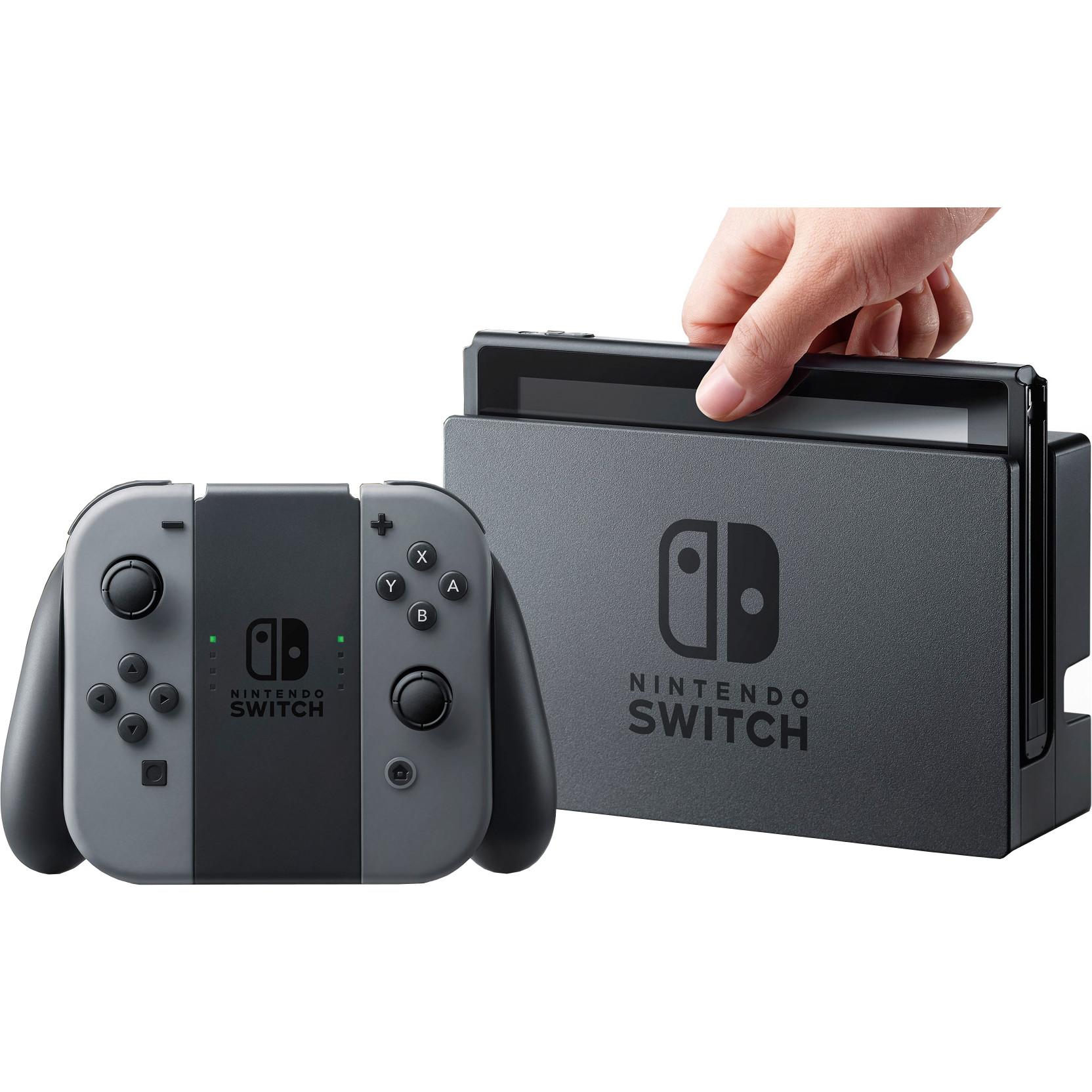 Consola Nintendo Switch, Grey