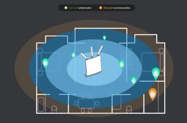 Conectat la Wi-Fi