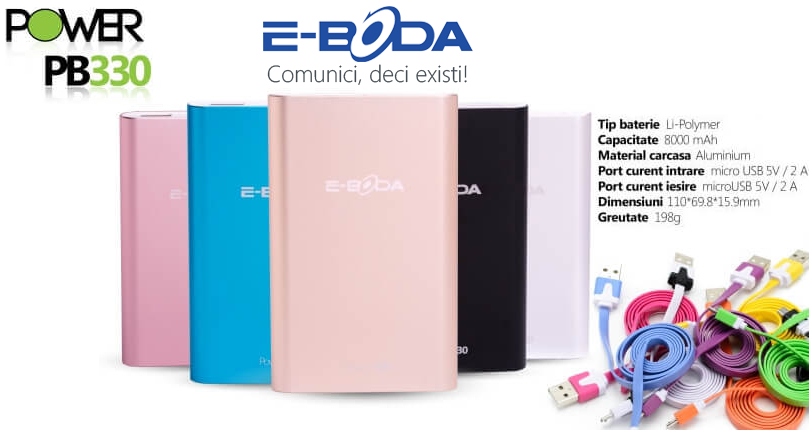 E-Boda Power 330
