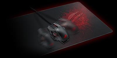 asigura o alunecare lina a mouse-ului gaming