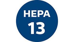 Filtru de evacuare HEPA13 pentru filtrare excelenta