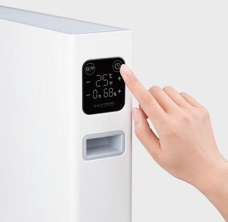 Ecranul tactil mare ofera si mai mult control