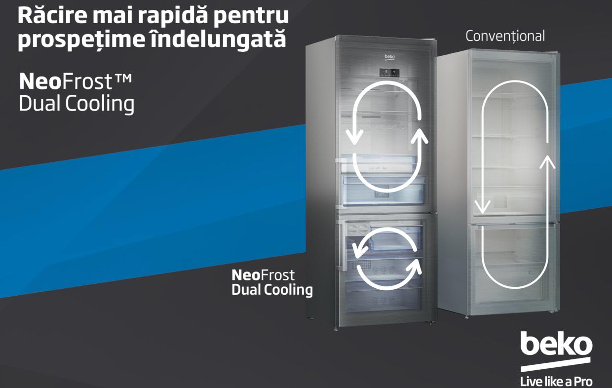 NeoFrost Dual Cooling