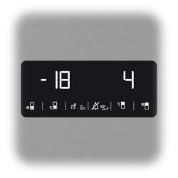 Display touch control
