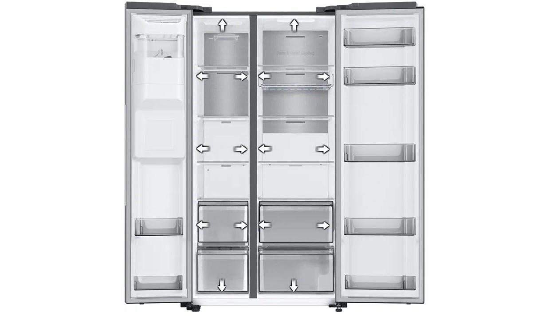 Design compact la exterior, capacitate mai mare in interior